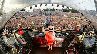 Adele - Hello | Marshmello Remix Live At Tomorrowland 2017
