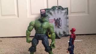 Hulk Stop Motion (Sneak Preview) (Feat. Ben Reilly Spider man)