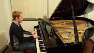 R.E.M. Everybody Hurts - Piano Cover
