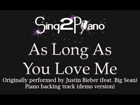 Me long lyrics love as justin bieber you as song download