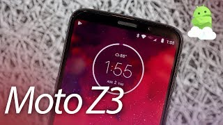 Moto Z3: The First 5G Phone (Sort Of)