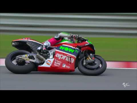 Aprilia Racing Team Gresini preview the 2018 Shell Malaysia Motorcycle Grand Prix
