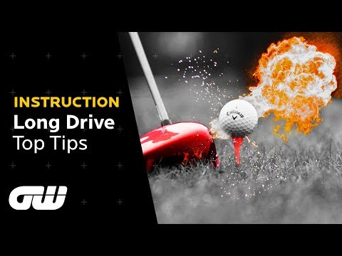 The Ultimate Guide To Hitting BOMBS | Instruction | Golfing World