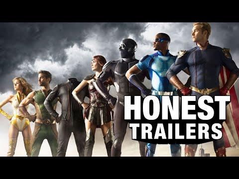 Honest Trailers | The Boys