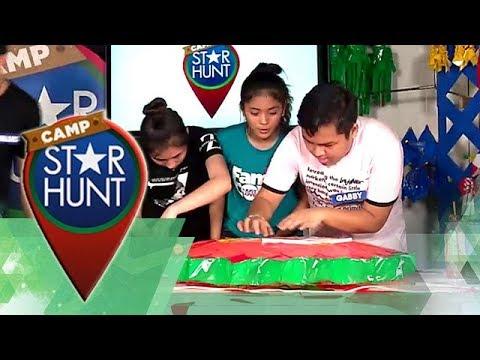 Camp Star Hunt: Team Krist, namoblema sa pagtapos ng kanilang parol