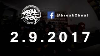 Break2Beat 10th Anniversary !!! 2. September 2017