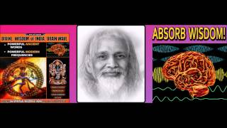 INDIAN WISDOM will EVOLVE YOU! (Brain Wave CD)