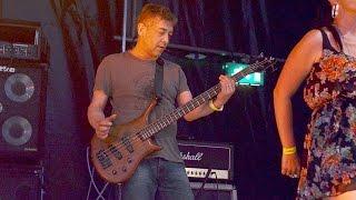 Long Shot Kick De Bucket. Sticky Rhythms. The Bognor Rox & Arts Music Festival 2013