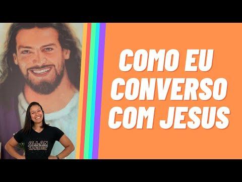 A MINHA HISTÓRIA COM JESUS