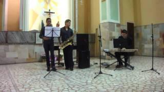 I don't want to miss a thing - casamento instrumental BANDA CANALL