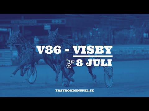 Tips till V86 - Tre S - V86 Visby 8/7-20