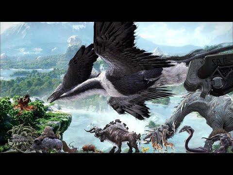 Scale Comprison of Final Fantasy 15's Creatures