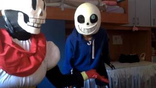 Undertale - Bone Anatomy [Cosplay]