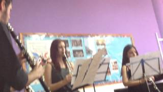 The Magic Flute: Overture by Wolfgang Amadeus Mozart - Clarinet Quintet