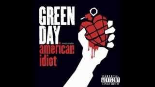 Green Day - Governator