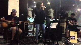 Paola Perez Music Show - Besame Mucho (ao vivo 31/7/2015)