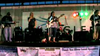 Chains (Amber Wooldridge -- Ellis County Fair 2012)