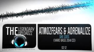 Atmozfears & Adrenalize - She Goes (Album Edit) [HQ + HD]