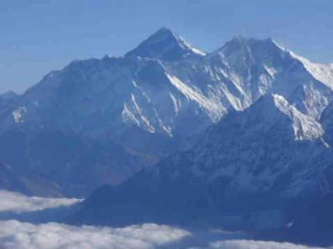 Martin in Nepal – auf dem Everest-Rundflug