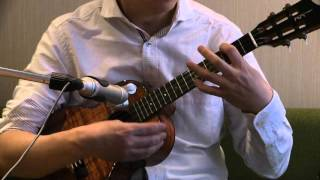 Bridge Over Troubled Water - Simon & Garfunkel ukulele cover