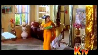 Sangavi first night scene | boobs navel show in saree | hot videos width=
