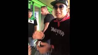 Daddy Yankee en Milano, 12 de junio