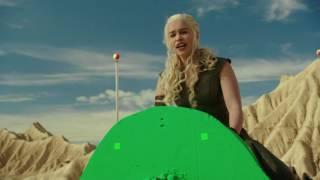 Game of Thrones Kamera Arkası - Çekim Hataları