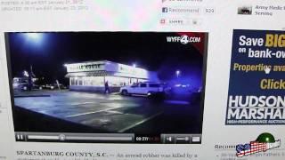 CWP Holder Kills Robber