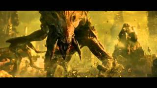 Starcraft 2 - Movie - Wings of liberty and heart of the swarm cinematic