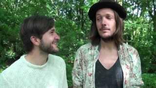 Thijs en René in de Natuur
