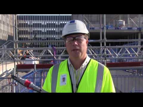 Säkerhetsfilm | Huddinge sjukhusområde