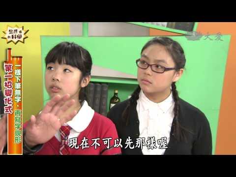 【生活裡的科學】20130706 - 當酸哥遇上鹼妹 - YouTube