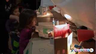 Taller de Arquitectura para niños. Madrid.Aranjuez