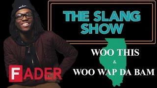"""""""Woo Wap Da Bam"""" - Saba - The Slang Show Episode 11"""