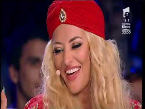 Ana Maria Mirică a dat juriul pe spate cu o interpretare specială! De la rock, la muzică populara