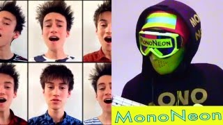 "MonoNeon & Jacob Collier - ""FLINTSTONES"""