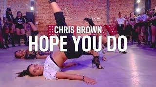 Jade Chynoweth   Chris Brown - Hope You Do   Aliya Janell Choreography