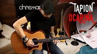 Tapion La Ocarina | Dragon Ball Z | Cover Melodia Guitarra | Christianvib