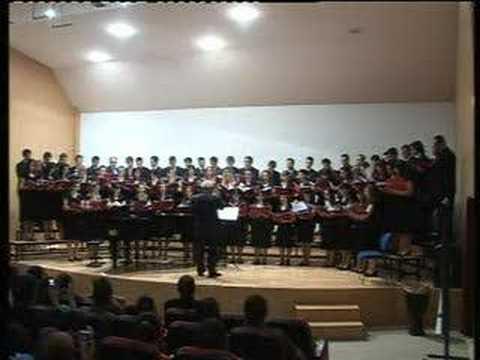 İnönü Üniversitesi Müzik Bölümü 4. Sınıf Korosu bölüm 3