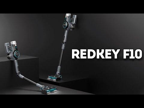 МЕГА НОВИНКА RedkeyF10! Технологичный пылесос для уборки дома