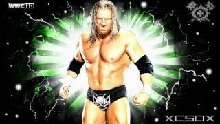 Triple H 10th WWE Theme (My Time / V3) HD/DL