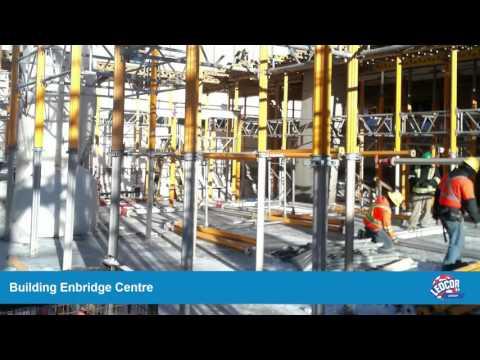 LEDCOR: Building Enbridge Centre