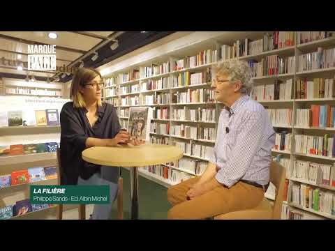 Vidéo de Philippe Sands