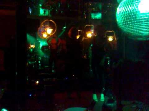Girls Sexy Dance in Lotus Night Club Marrakech Morocco