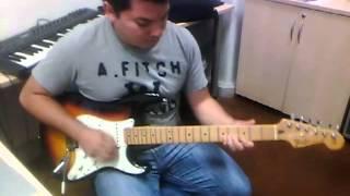 FUSION JAZZ GUITAR LUDWIG RECORDING