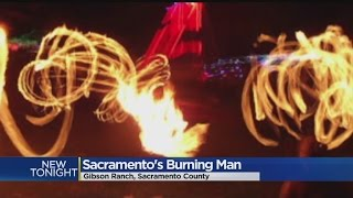 'Summer Of Spark' Aims To Bring Spirit Of Burning Man To Sacramento