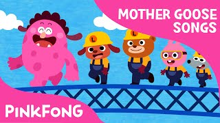 London Bridge | Mother Goose | Nursery Rhymes | PINKFONG Songs for Children