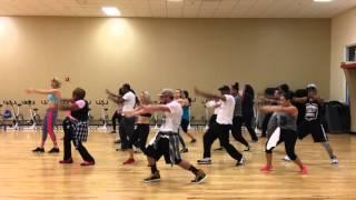 Dillon Francis and Skrillex Bun Up The Dance (Cardio Dance Choreography)