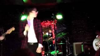 "The Strypes cover ""Rockaway Beach"" in SF, CA"