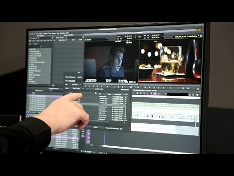 Avid at NAB Show 2017 | Media Composer
